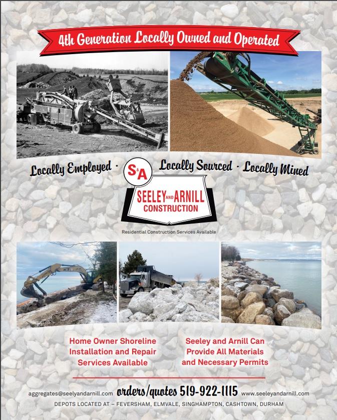 Shoreline Repair