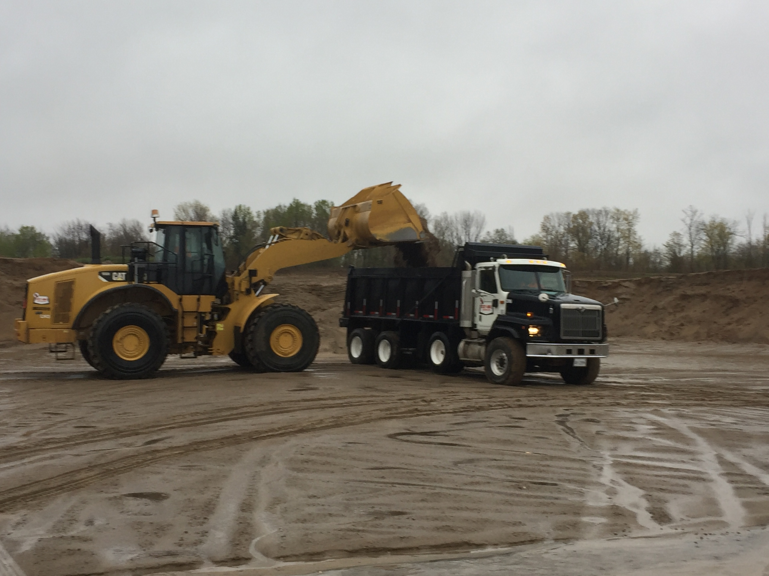Seeley and Arnill Aggregates